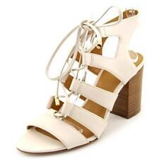 Sandalias con tiras de mujer Coach color principal blanco
