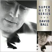 Super Hits - Ball, David - CD New Sealed