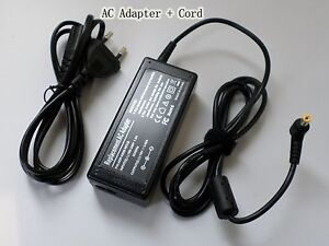 AC Adapter supply power Cord Battery Charger For ACER ST-C-070-19000342CT Laptop