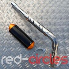 Oro CRF70 tamaño Pit Bike CNC Sistema De Escape 125cc 140 C 160cc pitbike