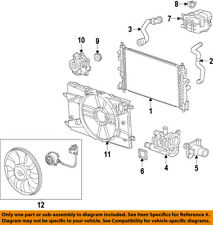 GM OEM-Engine Water Pump 25195119