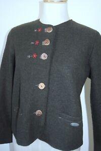GIESSWEIN veste pure laine TBE taille 38