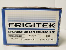 New In Box Frigitek Evaporator Fan Controller H1039 Sst, 3.5 Amp, 240V Ac