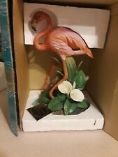 1983 Flamingo 6953 Andrea Porcelain Figurine Andrea by Sadek Japan Mint In Box