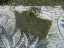 Aloe Vera and Rosemary Essential Oil Lard and Lye Bar Soap A Great Chef's Soap