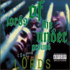 Lords of the Underground - Here Come the Lords [New CD] Explicit