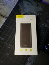 Power Bank 30000mAh, Baseus Dual USB QC Fast Battery Pack Charger 3 Output Port