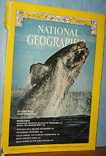 NATIONAL GEOGRAPHIC MARCH 1976 RIGHT WHALES;PATAGONIA;INDIANA;SOLAR ENERGY;FROST