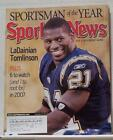 LADAINIAN TOMLINSON CHARGERS 2006 SPORTING NEWS