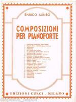 Enrico Mineo: Sonnenuntergang D'Automne Für Klavier - Curci
