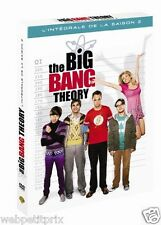 The Big Bang Theory - Saison 2  -  DVD ** VF ** NEUF