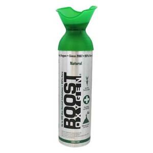Boost Oxygen - 95% Pure Oxygen Natural - Large