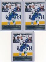 2015/ 2016 JAKE VIRTANEN Young Guns Rookie RC YG Vancouver Canucks #457
