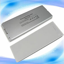 "NEW White 59WH Laptop Battery for Apple MacBook 13"" 13.3"" Inch A1181 A1185 MA561"