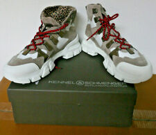KENNEL & SCHMENGER Damen High Sneaker Leder Plateau ACE Gr. 40 neu SALE