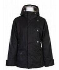 Burton Unity Snowboard Jacket True Black - Womens XL ski skiing
