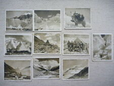 Pre - 2nd World War UK Issue Loose Collectable Cigarette Cards