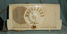 Vintage 1954 General Electric GE Model 425 Tabletop Tube Radio-No Reserve