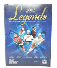 Hockey Hall of Fame Legends Program Induction Edition 2013 Chris Chelios Brendan