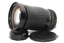 CANON FD VIVITAR 28-210mm 3.5-5.6 Obiettivo Zoom MACRO Reflex A-1 AE-1 AT-1 T90