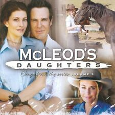 McLEOD'S DAUGHTERS Volume 3 CD BRAND NEW Songs From The Series