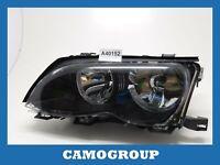 Front Headlight Left Front Left Headlight Depo For BMW Serie 3 E46
