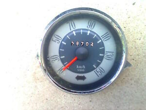 Glas 1004 1204 1304 Tacho VDO 58704 km