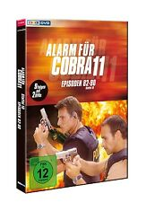 "ALARM FÜR COBRA 11 ""STAFFEL 10"" 2 DVD TV SERIE NEU"