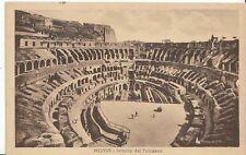 Italy Postcard - Roma - Interno del Colosseo   ZZ593