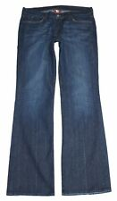 Lucky Brand womens Sweet and Low dark wash curvy jeans 10 / 30  x 33 L MSRP $115