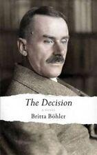 Decision by Britta Bohler (Hardback, 2015)
