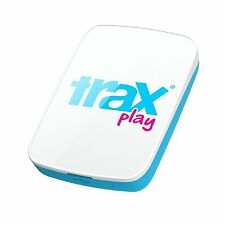 Trax Play GPS Tracker for DRONES, CHILDREN & PETS - BLUE