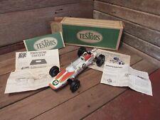 Vintage Testors Gas Powered #22 Sprite Special Formula 1 Indy Tether Car W/Box!