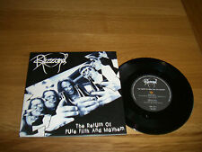 Blizzard-return of pure filth and mayhem.7""