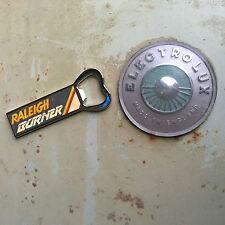 Raliegh Burner Vintage distressed design  bottle opener / fridge magnet
