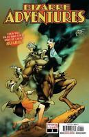 Bizarre Adventures #1 Pacheco Main Cover Marvel Comics 2019