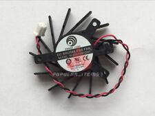 2pin PLB05710S12HH Fan For ATI AMD HD5670 HD5550 HD5570 V4800 V4900 5550 5570