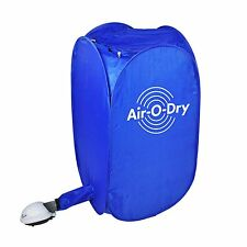 Portable Electric Air Drying Machine Bag Clothes Dryer Multifunction Folding