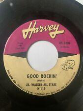 "Northern Soul 45/ Jr. Walker All Stars ""Good Rockin""   Clean  Hear"