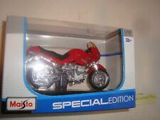 MINIATURA MOTO MAISTO MAIS39300 BMW R 1100 RS 1/18 NEUVE