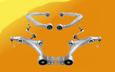SUSPENSION SET KIT ALFA ROMEO 159 BRERA SPIDER 939 FRONT LOWER UPPER ARMS LINKS
