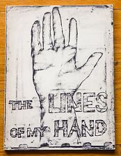 SIGNED ROBERT FRANK THE LINES OF MY HAND 1972 1ST EDITION+CHRISTOPHER MIDDLETON