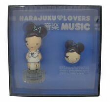 GWEN STEFANI HARAJUKU LOVERS MUSIC GIFT SET 30ML EDT + 1.2G SOLID PERFUME. NEW