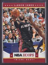 2012-13 Hoops #156 LeBron James