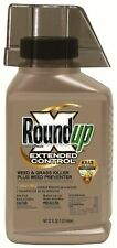 Roundup Extended Control Weed and Grass Killer Plus Weed Preventer Concentrat...