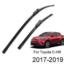 """26""""+16"""" Windshield Wiper Blades Front Set For Toyota C-HR CHR 2016-2019 17 18"""