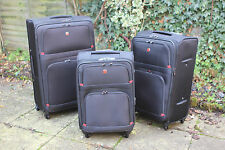 NEW Good Quality 4 Spinner Wheels Travel Trolley Luggages / Suitcases