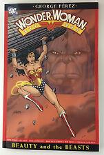Wonder Woman Vol 3 Beauty and the Beast 2005 - 1st Print - George Perez Darkseid