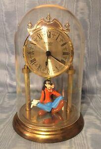 "Vintage Rare  German ""Goofy""  Anniversary Clock    Germany"
