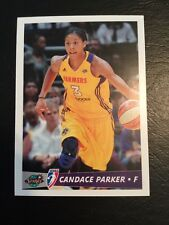 2012 WNBA CANDACE PARKER Tennessee Volunteers LA SPARKS Only 400 Produced